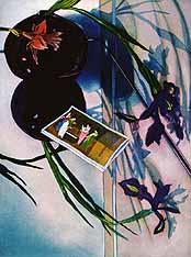 Corner Reflections #2 by Jane E. Goldman