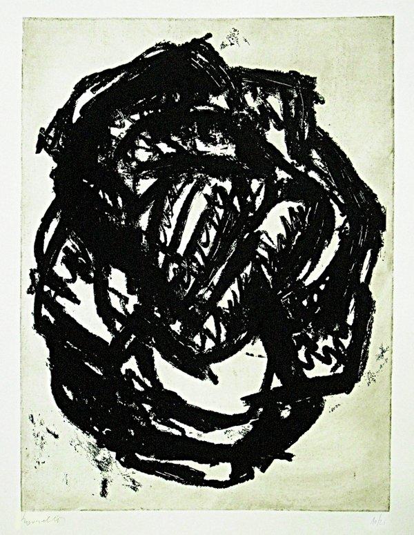 The Minotaur (1) by Jannis Kounellis