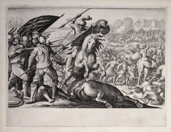 The Life Of Ferdinando D'medici by Jacques Callot at R. S. Johnson Fine Art (IFPDA)