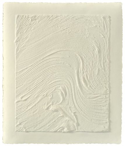 Untitled (plate I) by Jason Martin at