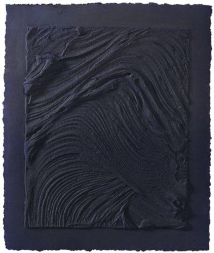 Untitled (plate V) by Jason Martin at Jason Martin