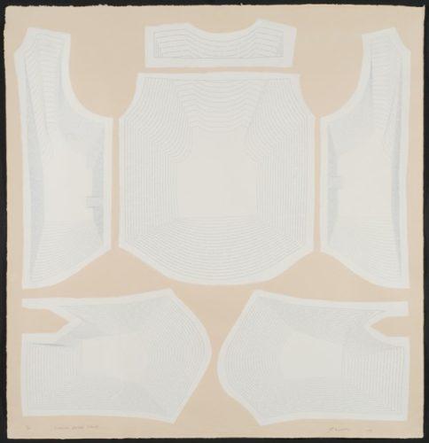 Dimensions Variable (shirt) by Jean Shin
