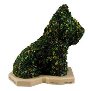 Flower Puppy by Jeff Koons