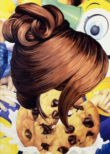 Hair by Jeff Koons