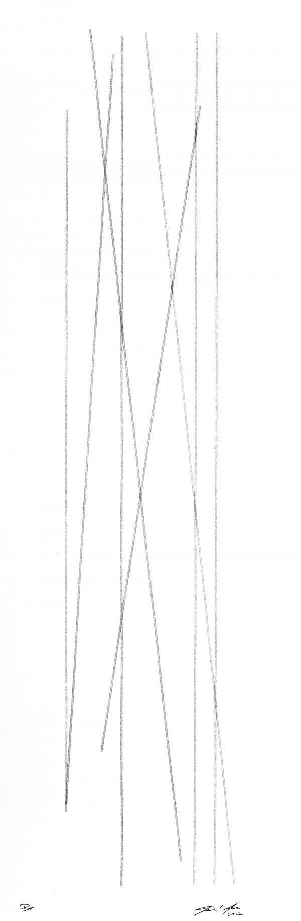 Static Reverberation / String Arrangement #1 by Jennie C. Jones