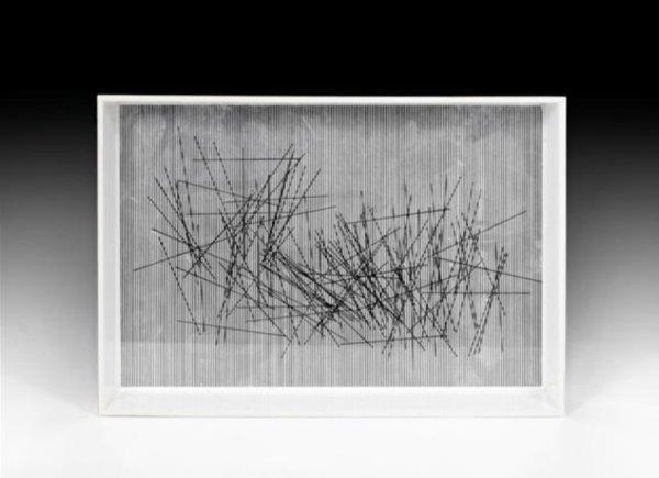 Vibrations by Jesus Rafael Soto at