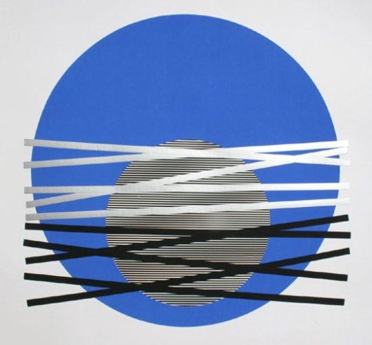 Composition by Jesus Rafael Soto