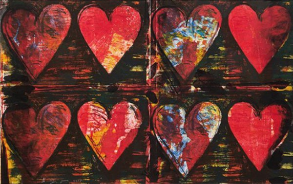 Chartres, 2nd Version by Jim Dine