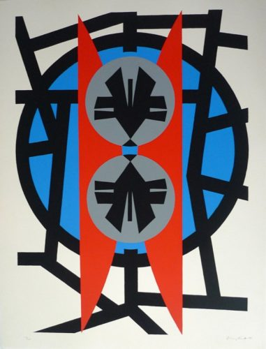 Untitled 3 by Jimmy Ernst