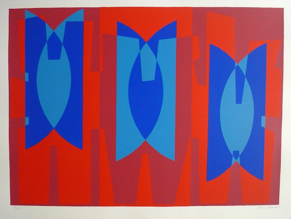 Untitled 2 by Jimmy Ernst