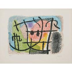 Cartons by Joan Miro at Grabados y Litografias.com