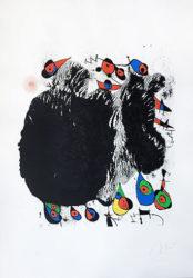 La Cascade Aux Oiseaux by Joan Miro at Grabados y Litografias.com