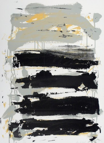 Field by Joan Mitchell