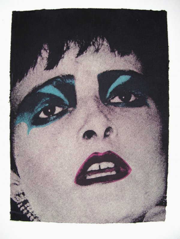 Siouxsie (face No.2) by John Dove and Molly White