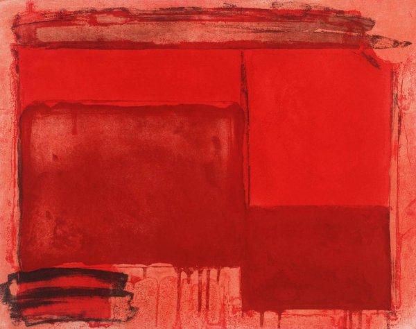 Tembi by John Hoyland