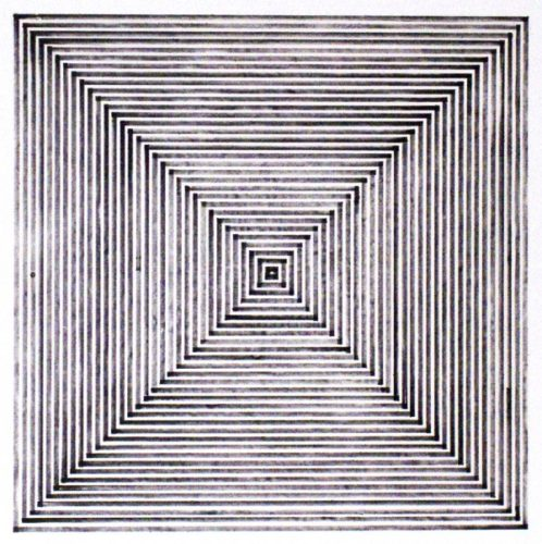 Concentric Squares by Jonathan Higgins