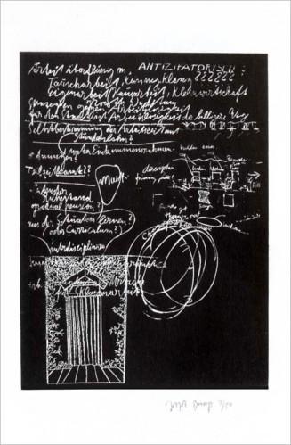 L'arte È Una Zanzara Dalle Mille Ali by Joseph Beuys at