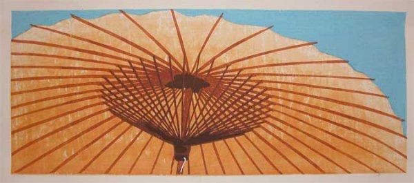 Ipponkasa (one Umbrella) by Joshua Rome