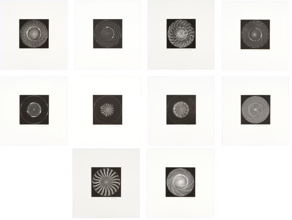 Studies In The Search For Infinity by Josiah McElheny at
