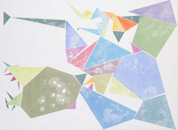 Eclipse #4 by Julia Fernandez-Pol