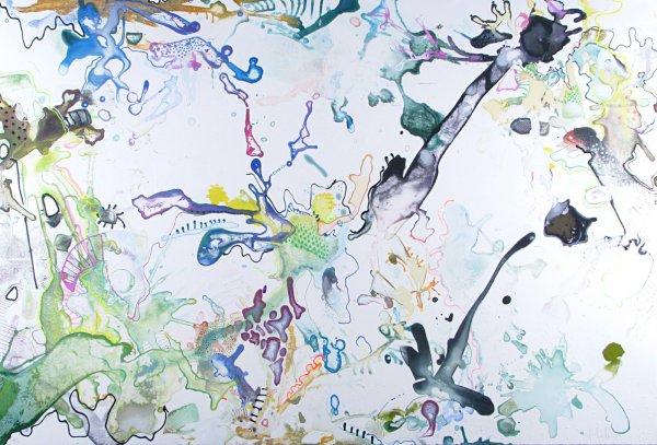 Chaos Reef #1 by Julia Fernandez-Pol