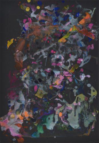 Dark Energy Series #1 by Julia Fernandez-Pol