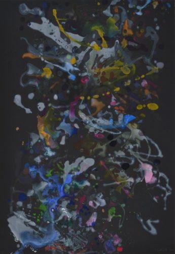Dark Energy Series #3 by Julia Fernandez-Pol