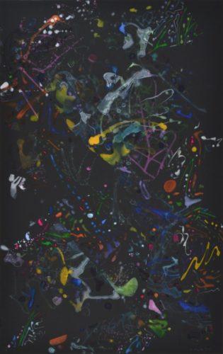 Dark Energy Series #4 by Julia Fernandez-Pol
