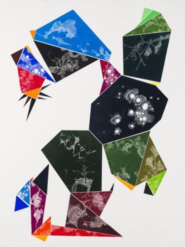Euclidean Space Series #1 by Julia Fernandez-Pol