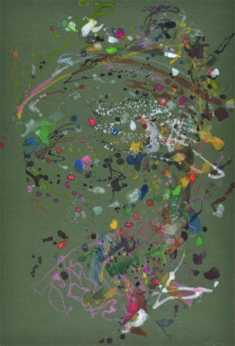Interstellar Series #1 by Julia Fernandez-Pol