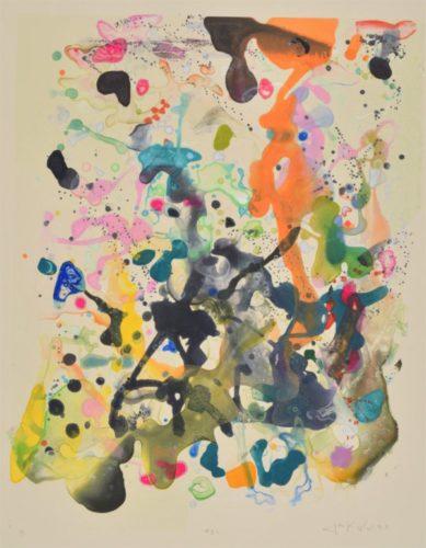 Tension Series #21 by Julia Fernandez-Pol at