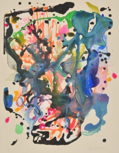 Tension Series #23 by Julia Fernandez-Pol at