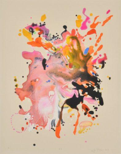 Tension Series #4 by Julia Fernandez-Pol at