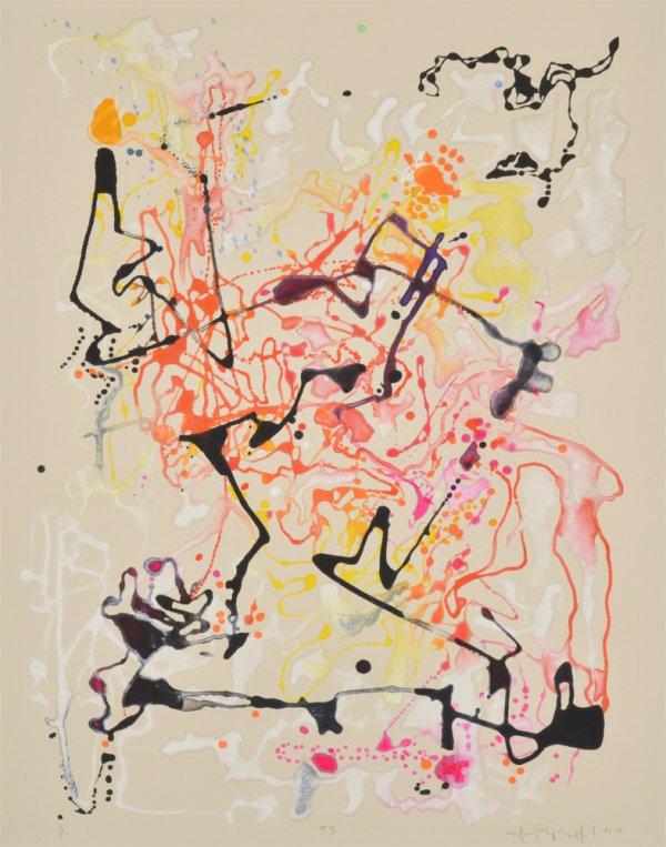 Tension Series #5 by Julia Fernandez-Pol