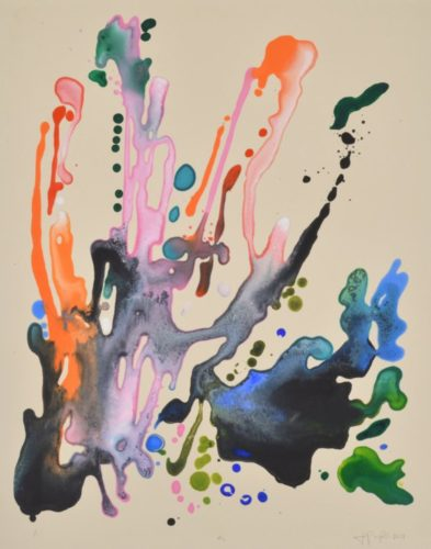 Tension Series #6 by Julia Fernandez-Pol at