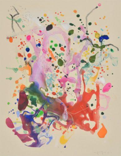Tension Series #8 by Julia Fernandez-Pol