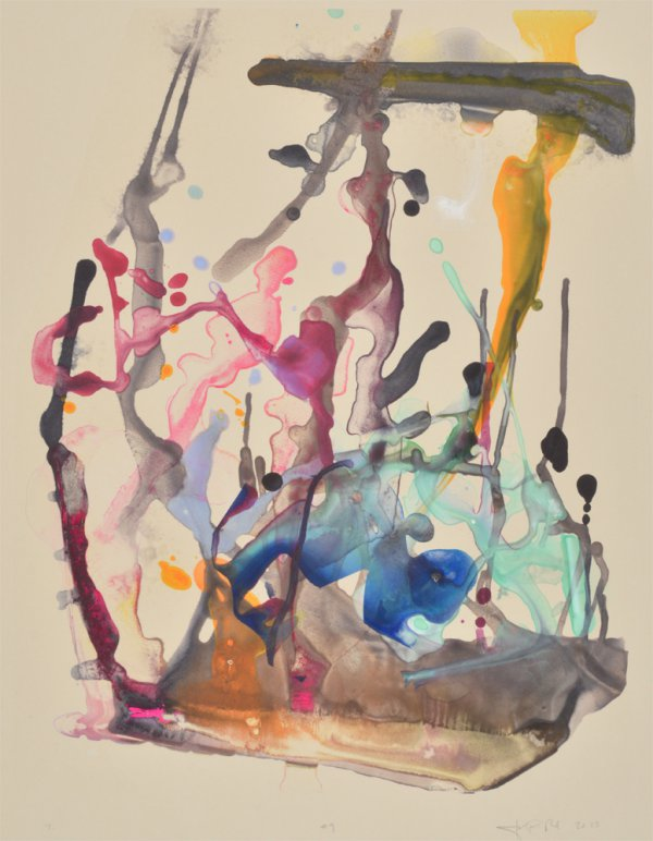 Tension Series #9 by Julia Fernandez-Pol