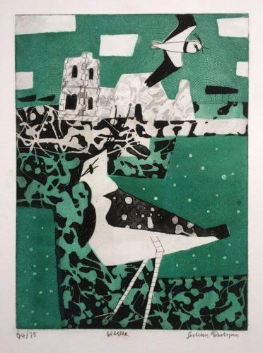 Wessex by Julian Trevelyan at ModernPrints.co.uk