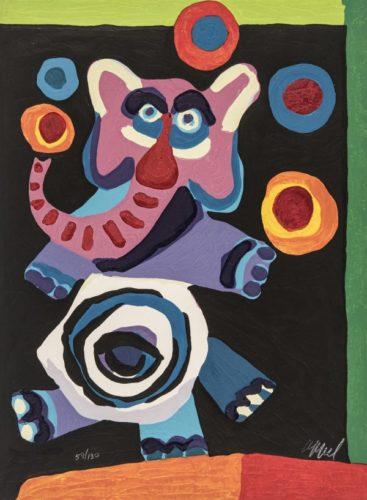 Circus 03 – L'autre Regard by Karel Appel