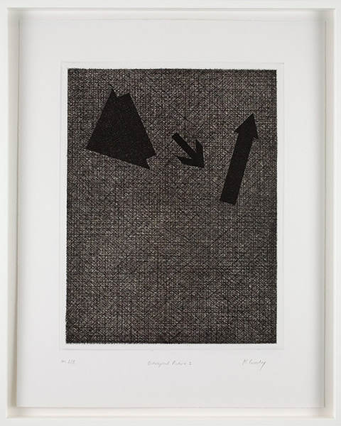Ontological Picture I by Keith Coventry