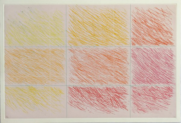 Marron by Kenneth Noland