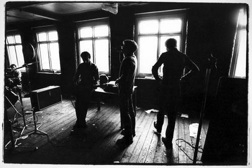 3.joy Division, Tj Davidson's Rehearsal Room by Kevin Cummins at