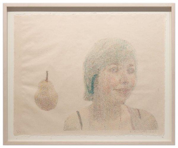Blush by Kiki Smith