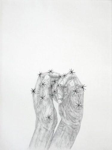 Catchers Ⅰ by Kiki Smith