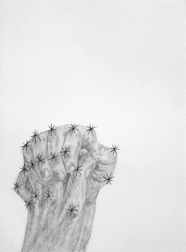 Catchers Ⅲ by Kiki Smith