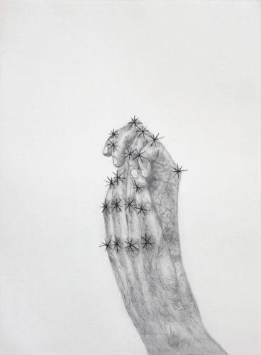 Catchers Ⅳ by Kiki Smith
