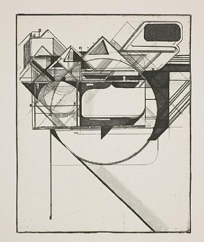 Triangulation 1 by Kofie