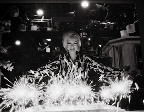 Marilyn Monroe Birthday by Lawrence Schiller at