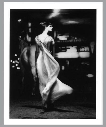 Times Square: The Night Fantastic, 1997 by Lillian Bassman