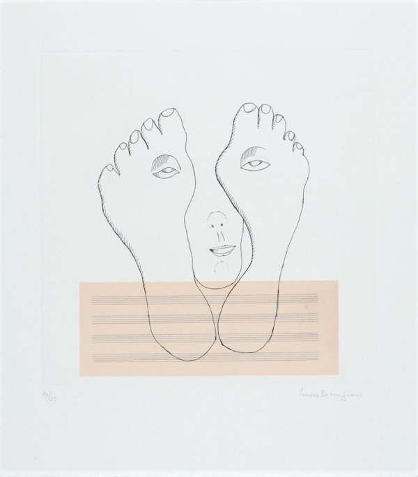 Untitled Iii by Louise Bourgeois